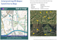 Click here to download the 'Satellite to Map' teaching resource