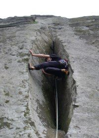 Outdoor Rock Climbing Course