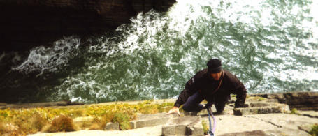 Experience this on a Rock Climbing Course :: Shangri La (HS), Devon [frame 3]