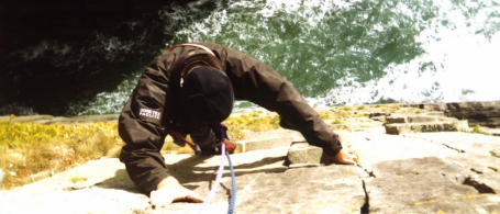 Experience this on a Rock Climbing Course :: Shangri La (HS), Devon [frame 4]